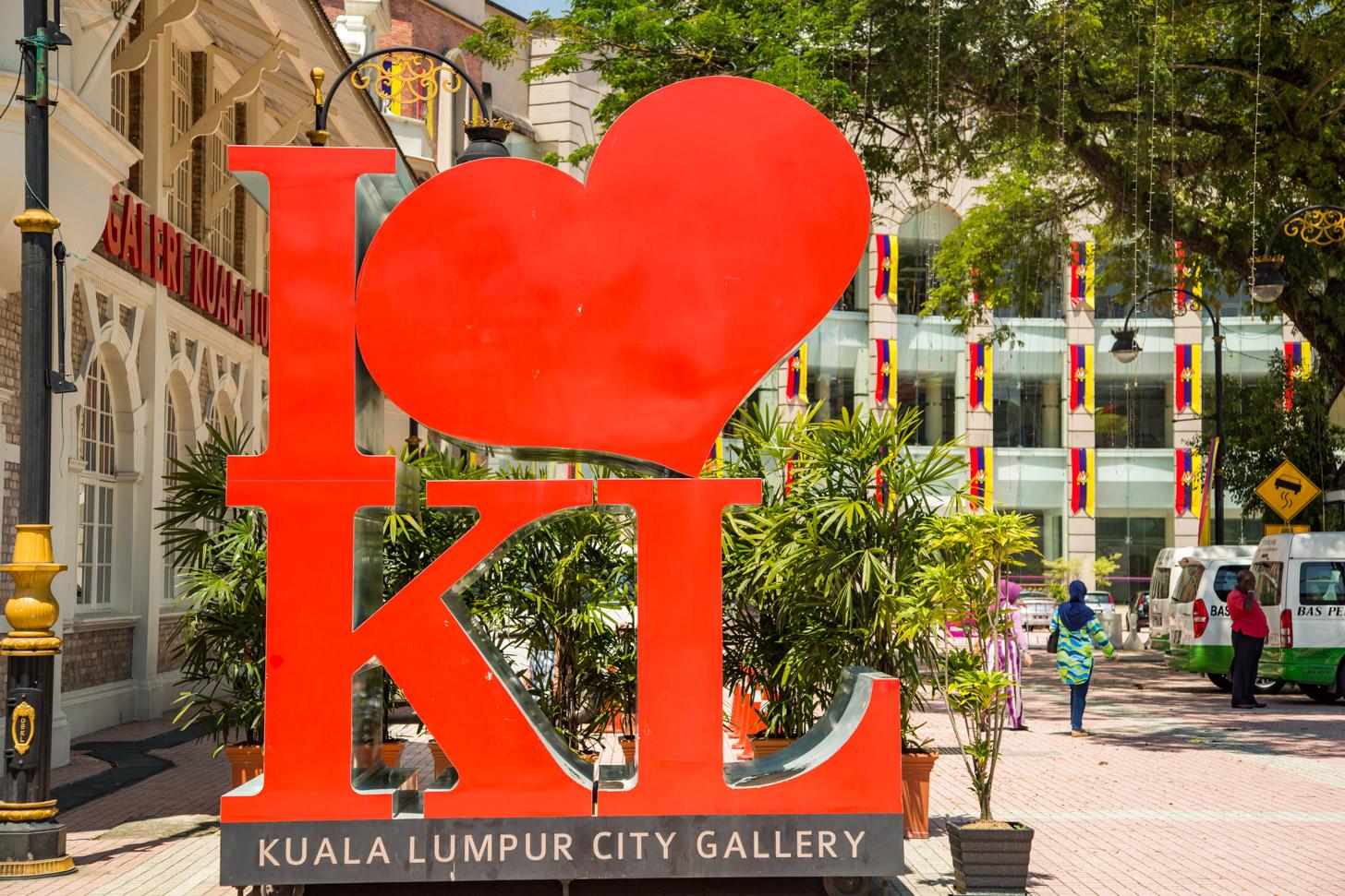 Wie houdt er niet van Kuala Lumpur?